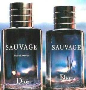 Dior Sauvage Men's Fragrance EDP EDT Perfume NiB Sealed AUTHENTIC Christian Dior