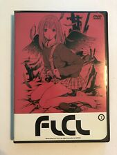 Flcl Vol. 2 (Dvd, 2003) Fooly Cooly Japanese Anime Duel Language With Subtitles