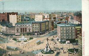 DETROIT MI - Campus Martius - udb (pre 1908)