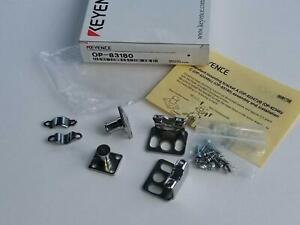 Keyence OP-83180 Standard Mounting Bracket Kit New