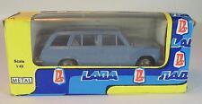 UDSSR USSR 1/43 Lada VAZ 2102 taubenblau OVP #243