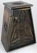 Wooden 7 Chakra Altar Chest Cupboard with 7 Shelves!