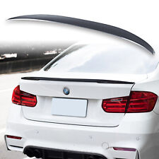 Painted B39 Mineral Gray P Style Rear Trunk Spoiler for BMW F30 F80 M3
