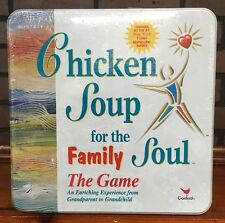 1999 SEALED Cardinal Chicken Soup for the Family Soul The Game 3105T Stock 645