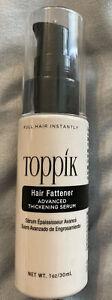 Toppik Hair Fattener Thickening Serum! New!