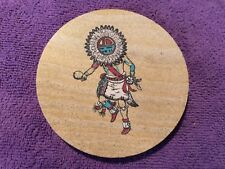 Coaster (1) Thirstystone Indian Dancer New