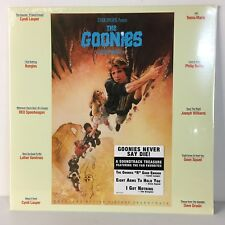 Various Artists - Goonies (Soundtrack) LP 30th Anniversary - BRAND NEW