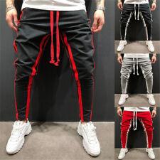 Hombre Casual Hip Hop Pantalones Fitness Entrenamiento Chándal Pantalones Deportivos Sport Pantalón Largo