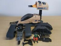 Vintage 1989 Action Force GI Joe Raider  w Hot Seat Driver Rare Spares/repair