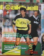 BVB Borussia aktuell Saison 1997/98 vs Borussia Mönchengladbach, mit Real Madrid