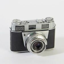 Photoapparat Kodak Retina II S mit Lederhülle Kamera analog Film Fotografie