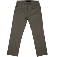 Joe's Jeans Straight Taupe Grey Stretch Classic Fit Low Rise Cotton Men 30x27