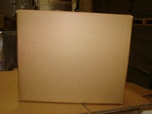 """LARGE DOUBLE WALL BOXES 381 X 280 X 305mm (15"""" x 11"""" x 12"""") MULTI LISTING"""