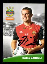 Dritan Baholli Autogrammkarte Rapid Wien 2012-13 Original Sign+A 147473