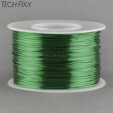 Magnet Wire 26 Gauge AWG Enameled Copper 580 Feet Coil Winding and Crafts Green