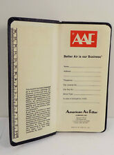 Vintage 1977 / One Source Solutions To Air Quality Problems, Professional Manual