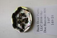 """Ski-doo 2008 Summit 800 R Ptek 146"""" XP Recoil Rewind Cup & Bolts 148-24"""