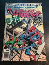 Amazing Spider-man Annual#13 Excellent Condition 4.5(1979) Villain Gallery,Byrne