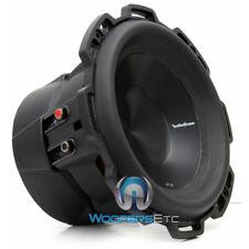 "Rockford Fosgate p2d2-10 10/"" Pulgadas 600 vatios coche Subwoofer de 10 /""Bass Dual 2 Ohm"