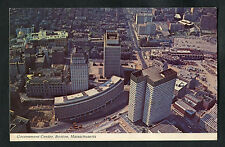 Posted 1970 Aerial View of the Government Centre, Boston, Massachusetts, USA