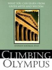 Climbing Olympus: What You Can Learn from Greek Myth and Wisdom-ExLibrary