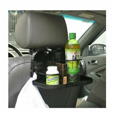 Auto Car Back Seat Folding Table Drink Food Cup Tray Holder Stand Desk Universal
