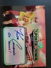 "2012 Press Pass Sports Town Kirk Cousins ""GO SKINS"" Rc Auto SP #7/10 VIKINGS"