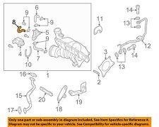 VW VOLKSWAGEN OEM 12-13 Golf Turbocharger Turbo-Center Hose 06F145718Q