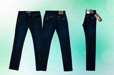 Herren Jeanshose Jeans Gerades Bein Blau Stretch 29 30 31 32 33 34  36 37 38