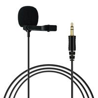 Microfono Professionale per Fotocamera Mini Stereo Portatile HiFi Microfono L7N1