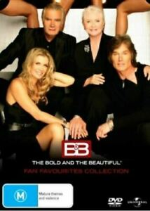 Bold and the Beautiful: Fan Favourites Collection (DVD,4 Discs) Region 4 -Sealed