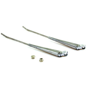 FIT NISSAN DATSUN 620 PICKUP TRUCK RHD SET WINDSHIELD WIPER ARM ASSEMBLY 1972-79