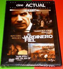 EL JARDINERO FIEL / THE CONSTANT GARDENER English Español DVD R2 R4 R5 Precintad