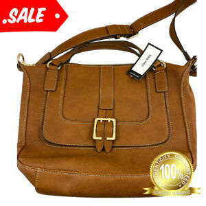 Nine West the Lush Life Satchel - Tobacco MM - Brown