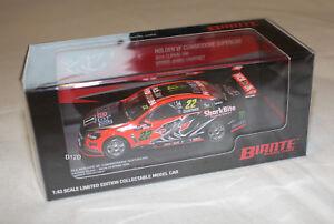 James Courtney 2016 Clipsal 500 HRT Holden VF Commodore V8 Supercar 1:43 New