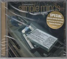 Simple Minds - Neon Lights, Special Edition, CD Neu