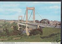 Devon Postcard - The Tamar Bridge, Plymouth   LC5734