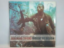 "Jedi Mind Tricks - Violent By Design 2 x 12"" Vinyl LP Superegular SUPR 109 2000"