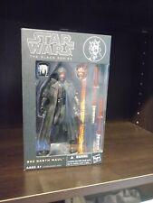 Star Wars The Black Series Darth Maul #02 MOC Vader Figure Defender ORIGINAL
