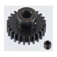 Robinson Racing - Extra Hard 24 Tooth Blackened Steel 32p Pinion 5m/m