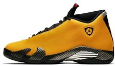 Air Jordan 14 Amarelo Ferrari Reverse Retrô Universidade Ouro BQ3685 706