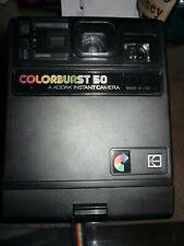 Vintage Kodak Colorburst 50 Instant Film  Camera