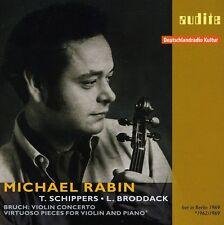 Michael Rabin - Violin Concerto [New CD]