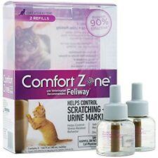 Feliway Vitamins & Supplements Diffuser Refill, Pack, For Cat Calming