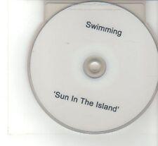 (FR546) Swimming, Sun In The Island - DJ DVD