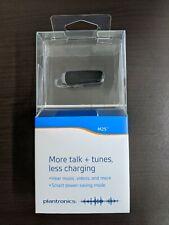 Plantronics M25 Silver/Black Bluetooth Headset - New In Box