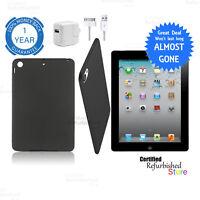 Apple iPad Mini 2nd Generation 32GB Wi-Fi Only | 9.7 Inches Silver FREE Warranty