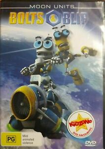 Bolts & Blip Moon Units DVD