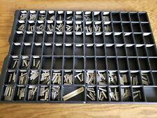 "VINTAGE Letterpress Metal Type ""Copperplate"" Caps 12 Point #7 PRINTING TYPE"