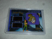 DISNEY TREASURES PETER PAN TINKERBELL LIMITED EDITION FILM PATCH CARD PH35 UD LE